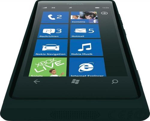 "Nokia™ - Lumia 800 Smartphone (3.7"" 800x480,16GB,8MP,WP7.5) ab €190,09 [@Digitalo.de]"