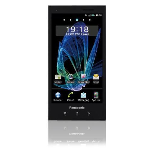 Panasonic Eluga Black 164,90€ inkl. VSK