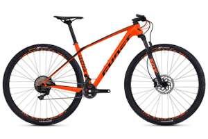 """Ghost Lector 4.9 - 2018 29"""" Carbon MTB - Restbestand in S"""