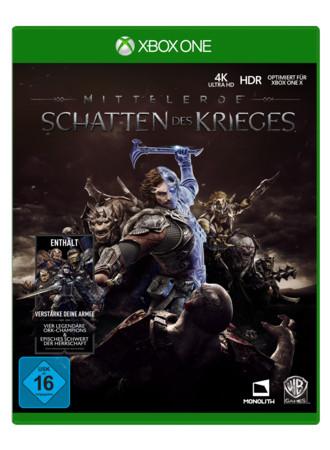 Mittelerde: Schatten des Krieges (Xbox One) [Lokal Expert Brandenburg]