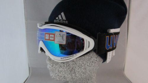 Alpina, Uvex Skibrille