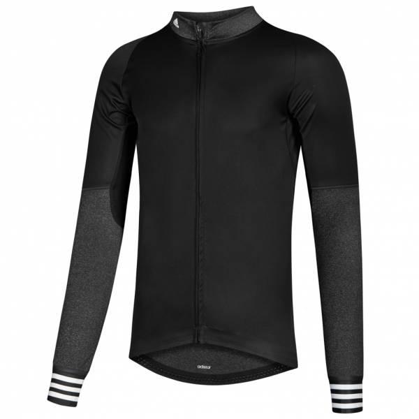 Adidas Adistar Belgements Fahrrad Langarm-Trikot