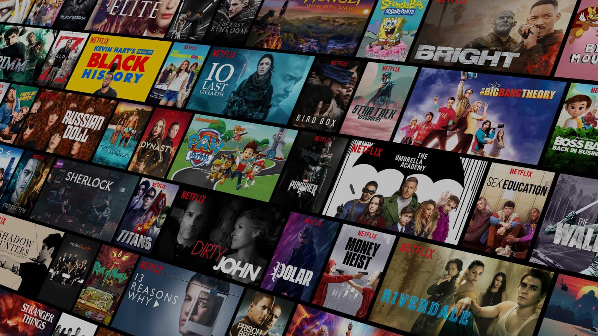 Netflix für nur 2.65€ pro Monat