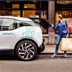 Kostenlose Registrierung bei car2go und DriveNow