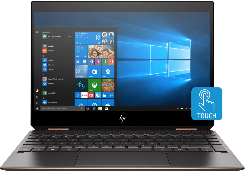 "HP Spectre x360 (2018) 13,3"" Ultrabook (FHD IPS Touch Display, i5-8265U, 8GB RAM, 512GB NVMe SSD, Bluetooth 5, Thunderbolt 3) [13-ap0104ng]"
