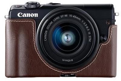 Fotoangebote bei Saturn - Canon EOS M100 mit EF-M 15-45mm IS STM Objektiv, EH31-FJ Schutzhülle & 16GB SD-Karte   SanDisk Ultra 128GB für 20€