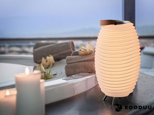 "Kooduu Bluetooth-Lautsprecher ""Synergy 65"" (LED-Leuchte, Getränkekühler, 41x71cm) [iBOOD]"