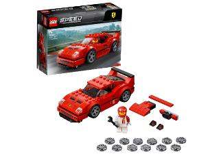 Lego Speed Champions 2019er Serie Einzelfahrzeuge 20% reduziert bei Saturn Online