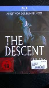 The Descent  Blu-Ray Teil 1 & 2 MM Wilmersdorfer Str., Berlin