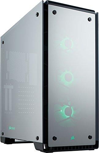 Corsair Crystal 570X RGB Mirror Black PC-Gehäuse