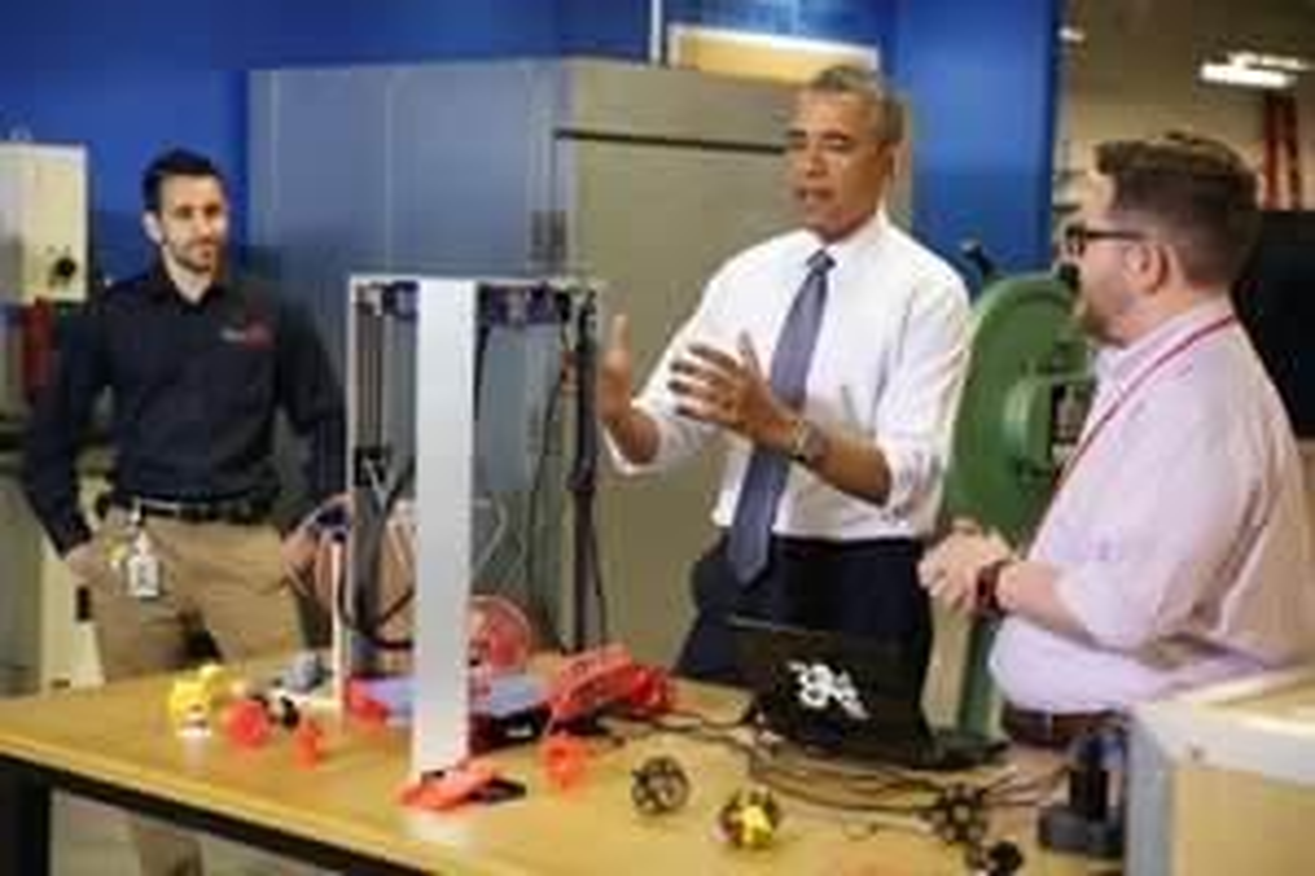 Kostenloses 3D-Drucker Beispielteil von HP bestellen (versandkostenfrei)