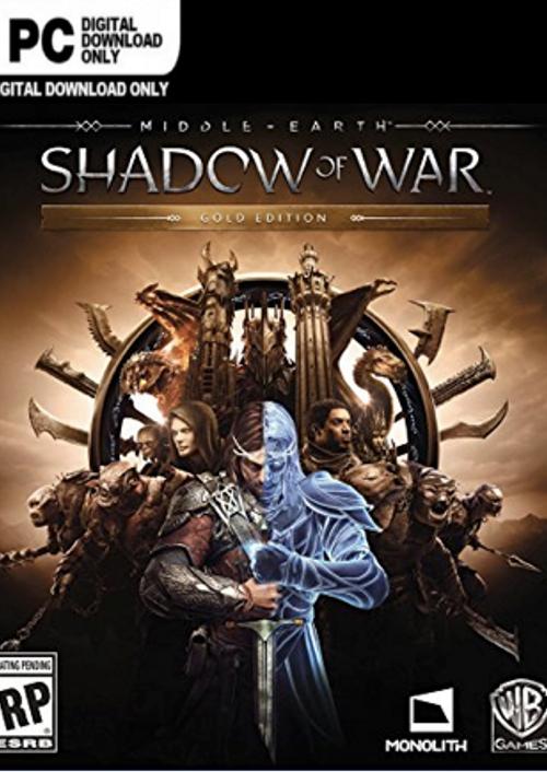 Mittelerde: Schatten des Krieges Gold Edition (Steam) für 8,24€ (CDkeys)