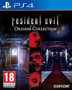 Resident Evil: Origins Collection (PS4) für 17,10€ (ShopTo)