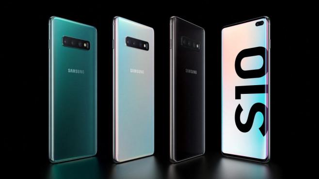 795,99 € ; Galaxy S10 / S10+ vorbestellen und gratis Samsung Galaxy Buds für o2 Kunden