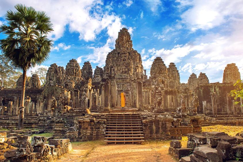 Kambodscha [März - Juni / September] Hin- und Rückflug von Amsterdam mit China Southern nach Phnom Penh ab 365 € inkl. Gepäck