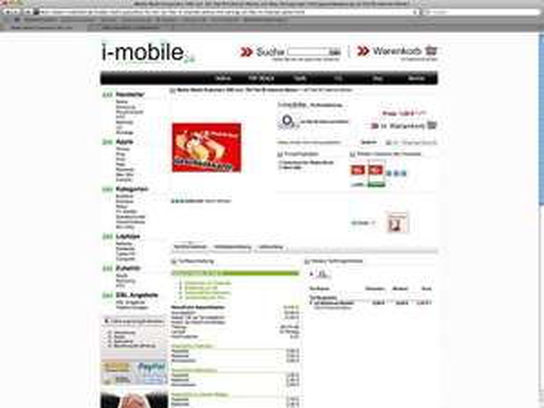 Aktion O2 Flat M Internet 9,90€ Monatlich + 50€ Gutschein