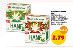 Hanftee 100% Bad Heilbrunner verschiedene Sorten bei Penny in Berlin