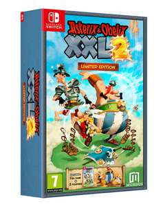 Asterix & Obelix XXL 2 Limited Edition (Switch) für 34,58€ (ShopTo)