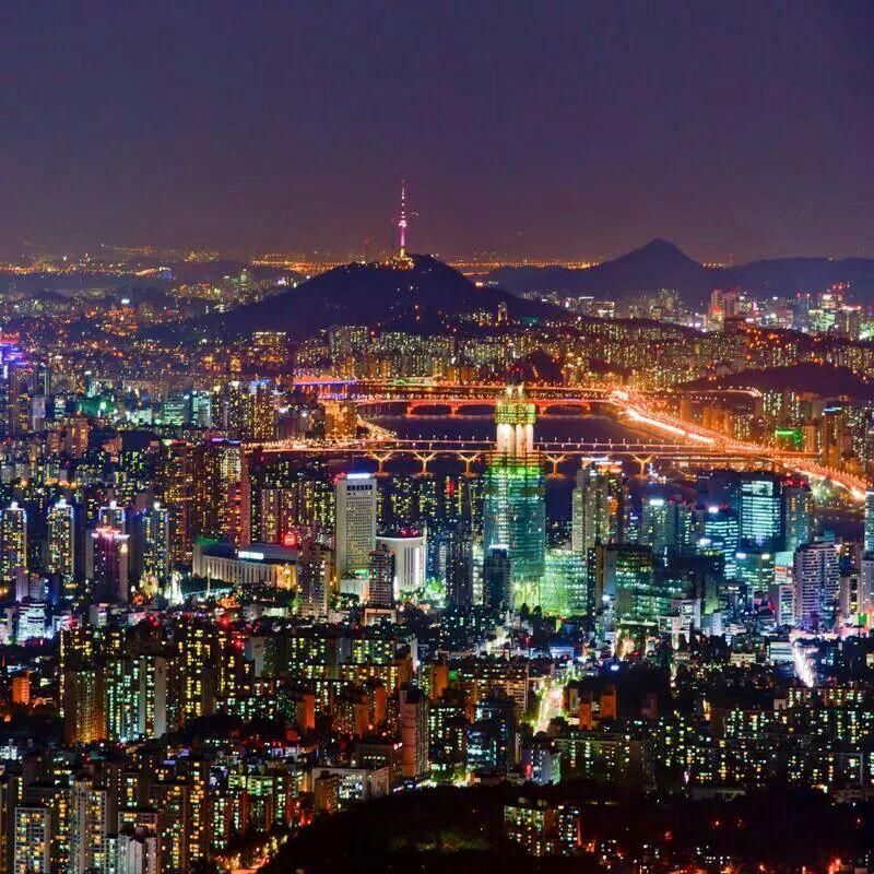 Flüge: Südkorea [Mär. - Jun. / Aug. - Dez.] - Hin- und Rückflug von Düsseldorf nach Seoul ab nur 406€ inkl. Gepäck
