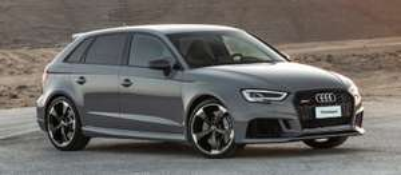 [Gewerbeleasing] Audi RS3 SB, 10.000 KM, 36 Monate für 399 netto pro Monat