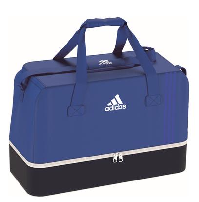 adidas Tiro Teambag - Large - Sporttasche mit Bodenfach (60 x 40 x 28 cm)