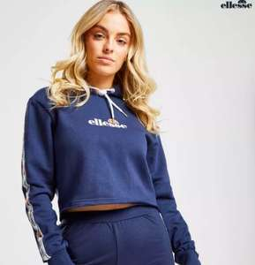 ELLESSE Tape Crop Hoodie (Gr. 30-42) @JD Sports