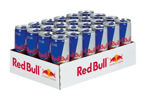 Red Bull für 0,75€ + Pfand bei Abnahme von 151 Dosen