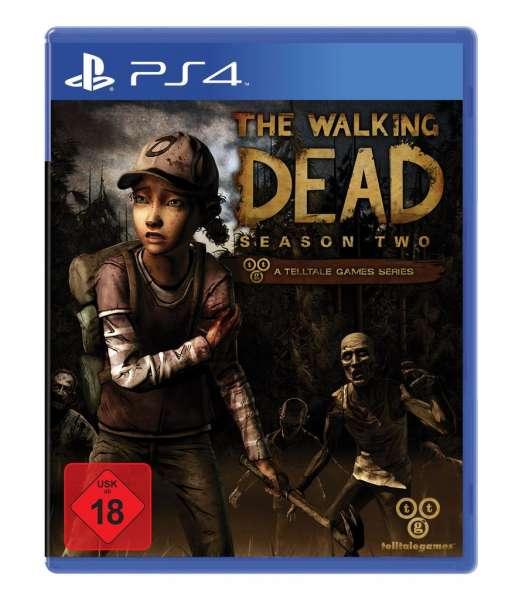 The Walking Dead: A Telltale Games Series - Season Two (PS4) [4U2play]