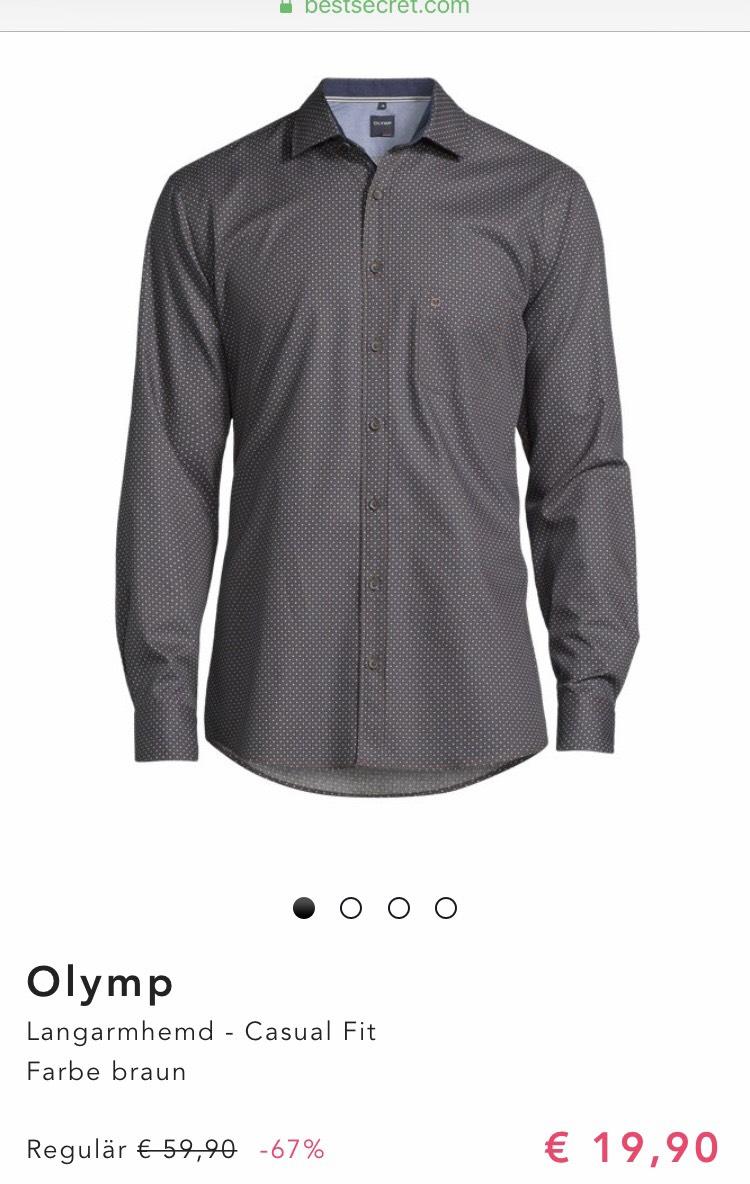 BestSecret Olymp Hemden