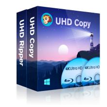 DVDFab UHD Copy + UHD Ripper (Windows) für 1 jahr Kostenlos