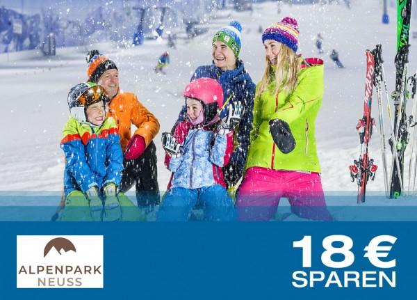 Skihalle Neuss echt günstig