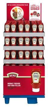 3 Heinz Produkte kaufen, Design-Teller von Villeroy&Boch kostenlos erhalten (bis zu 9x)