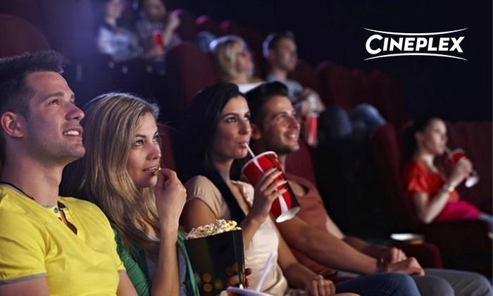 [Raum Augsburg oder Leipzig] Cineplex Kino-Tickets: 2 für 13€, 5 für 30€, 10 für 50€