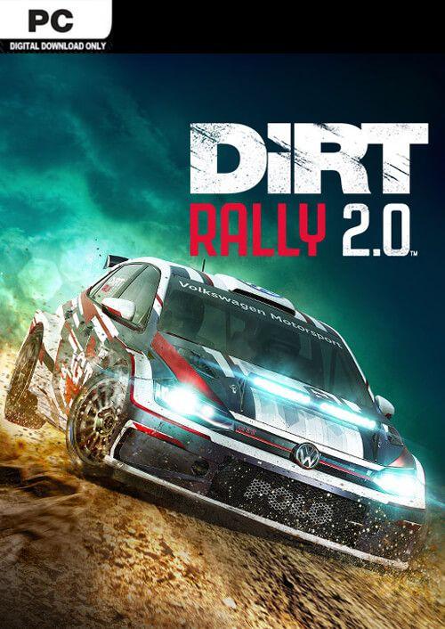 Dirt Rally 2.0 Steam-Key