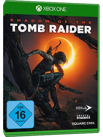 [XBOX ONE] Shadow of the Tomb Raider - Microsoft Xbox Digital Code