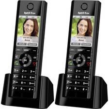 AVM FRITZ!Fon C5 Duo Telefon 2er-Set VoIP Babyphone Freisprechen Farbdisplay für 90,12€ inkl. Versandkosten (Stück 45,06€)