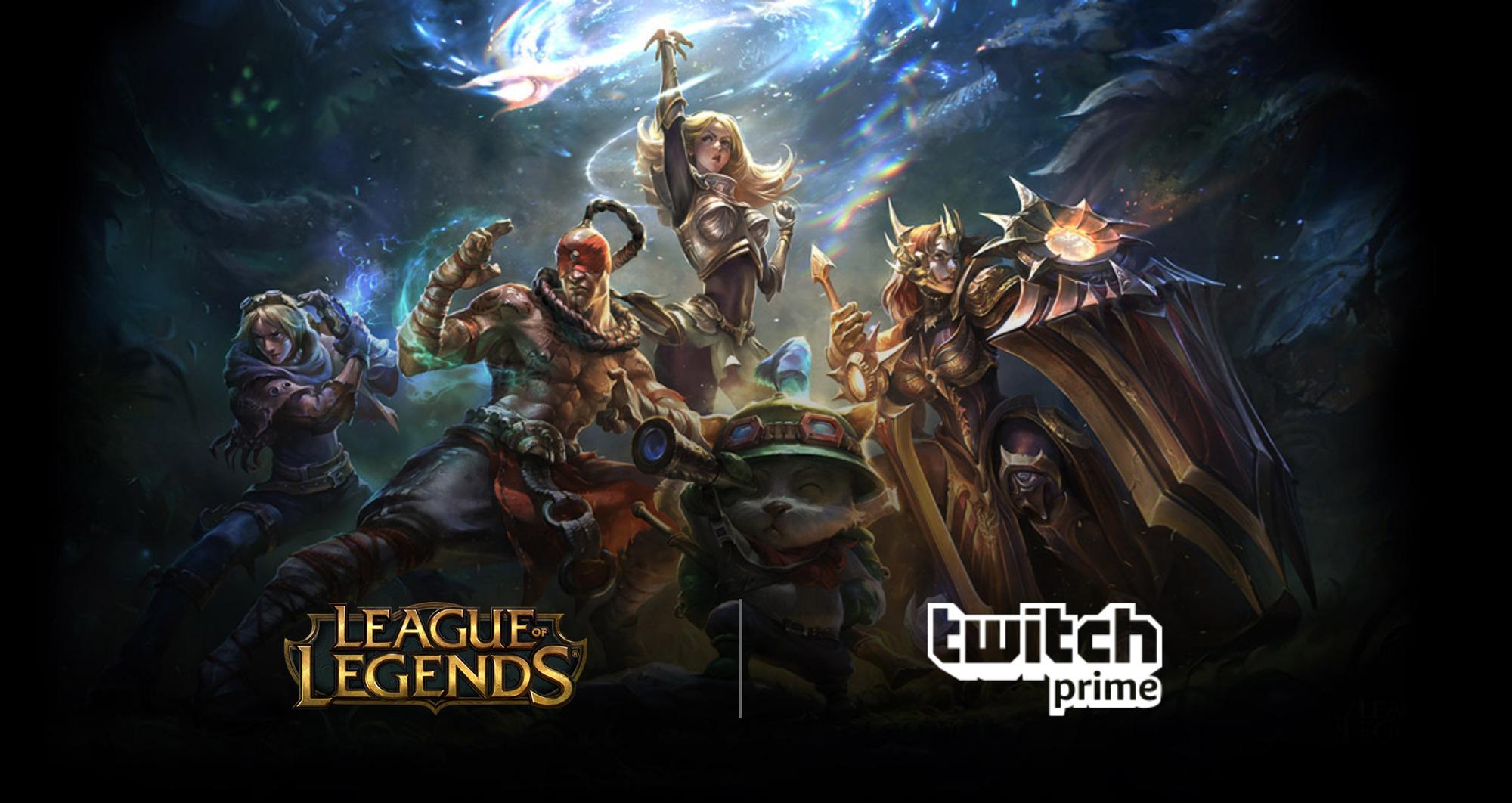 "League of Legends ""Summoner's Crown Capsule"" [Twitch Prime]"