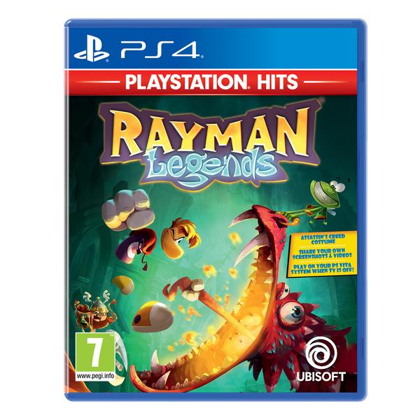Shop4de - Rayman Legends (PS4) für 15,98€ inkl. Versand