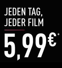 [Lokal] Cinemaxx Jeder 2D-Film an jedem Tag nur 5,99 € + 3€ 3D Zuschlag (weitere Standorte)