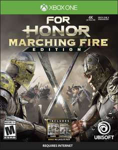 For Honor - Marching Fire Edition (Xbox One) für 19,45€ (Amazon US)
