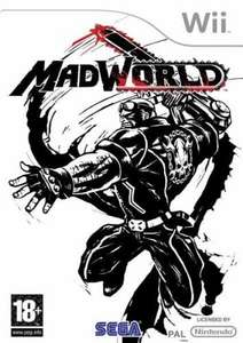 "Nintendo Wii ""MadWorld""  ~8,00 Euro @Zavvi.com"