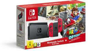 Nintendo Switch Mario Odyssey Bundle [Euronics]