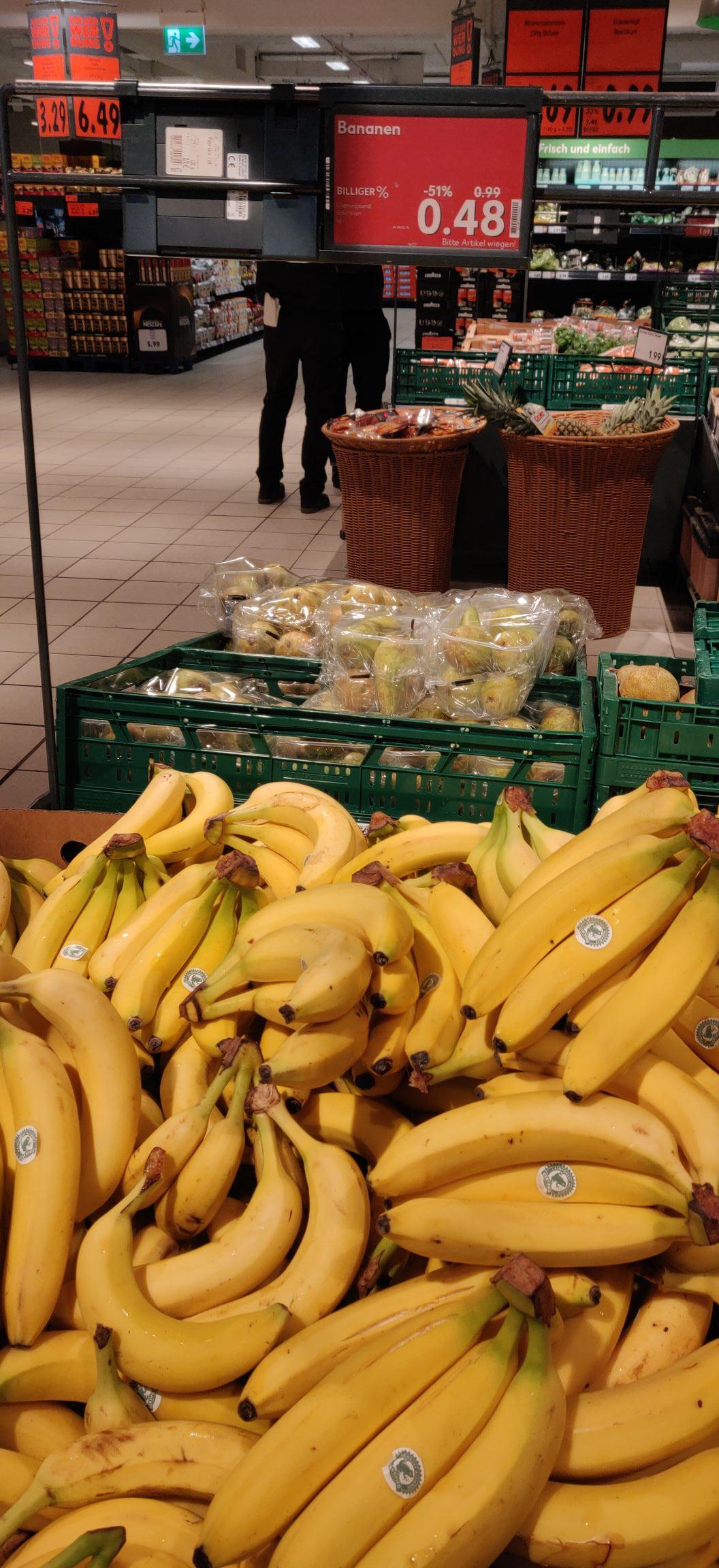 Bananen -51% [lokal - Kaufland HN - Stgt. Str]