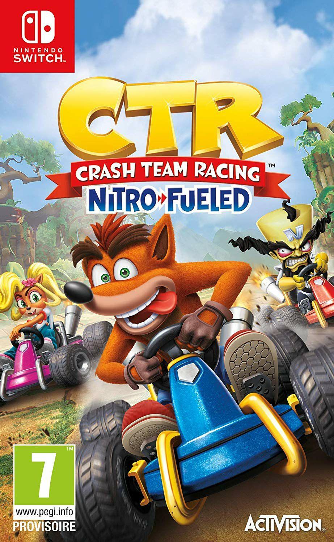 [Vorbestellung] Crash Team Racing Nitro-Fueled (Switch) für 27.30€ (Amazon.fr)