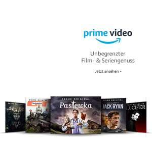 5€ Amazon Gutschein für's Streamen auf Amazon Prime Video