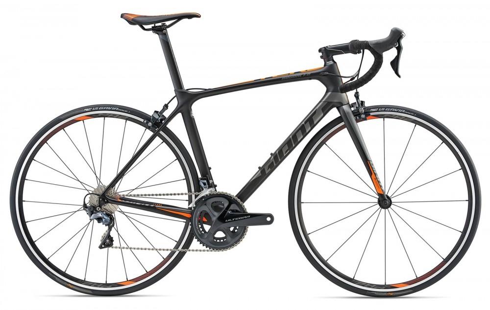 Rennräder Giant TCR Advanced 1 LTD (Carbon/Ultegra R8000) - 2018 (XL)