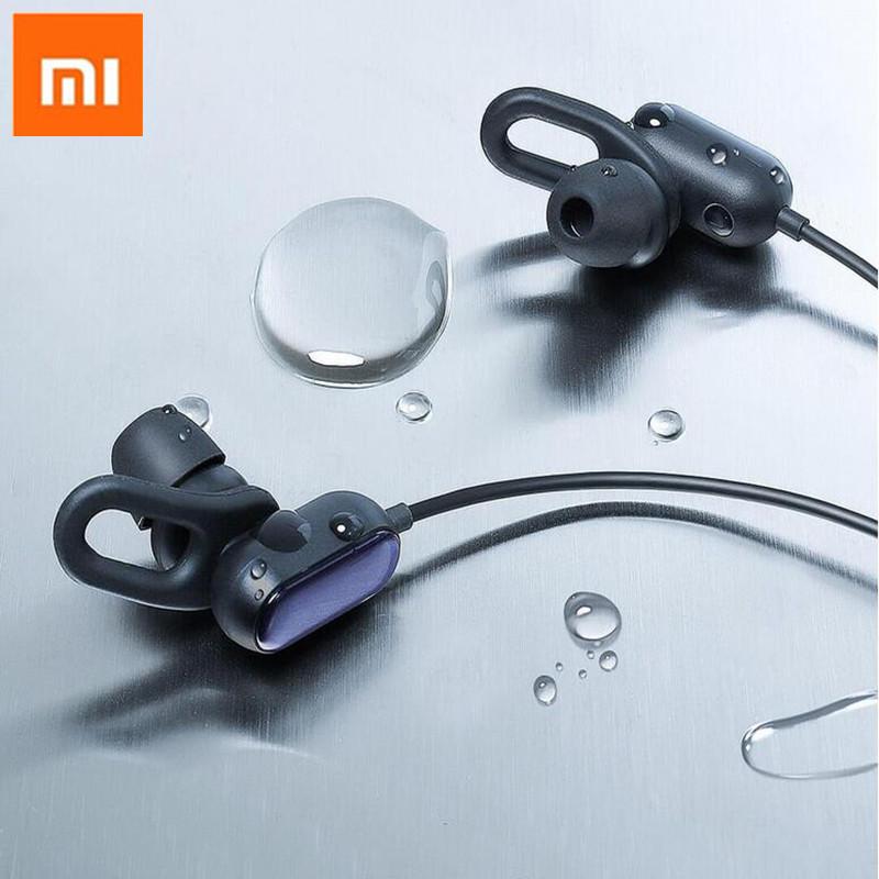 Xiaomi YDLYEJ03LM Youth Wireless Bluetooth Earphone Kopfhörer In Ear Waterproof Sports Headphone with MEMS Mic - schwarz & weiß