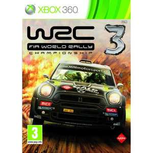 World Rally Championship 3 WRC 3 für Xbox 360/PS3 @amazon.co.uk