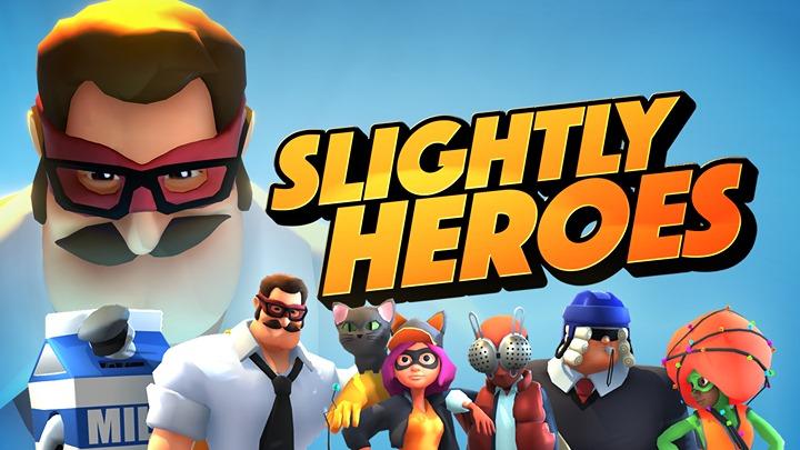 [Oculus Store] Slighlty Heroes (für GO und Rift)