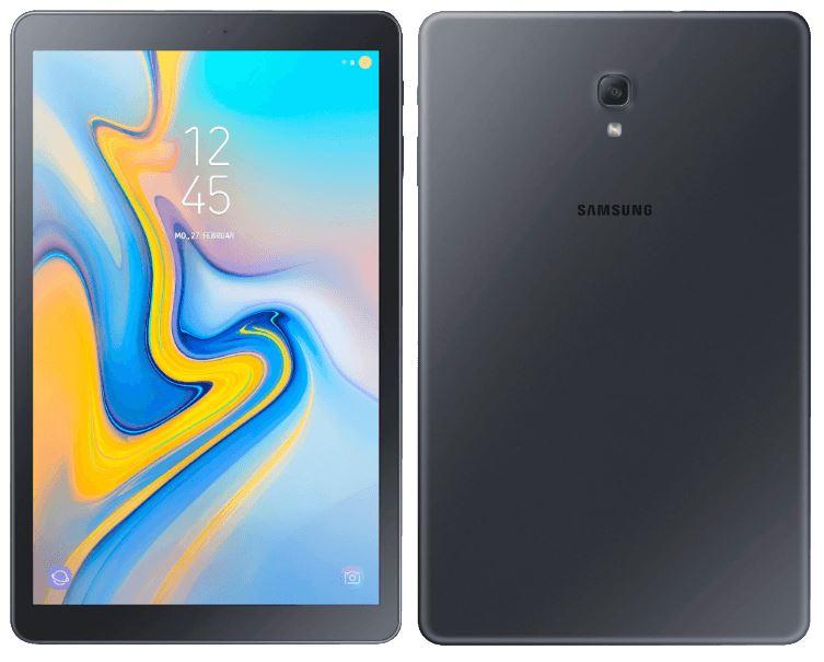 SAMSUNG Galaxy Tab A 10.5 Wi-FI, Tablet mit 10.5 Zoll, 32 GB, 3 GB RAM, Android 8.1 (Samsung Experience 9.5), Schwarz